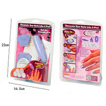 Стемпинг для ногтей Salon Express Nail Art , фото 2