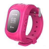 [ Детские часы-телефон ] Smart Watch со встроенным микрофоном динамиком  Розовый
