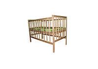 Кровать детская с опускной боковинкой