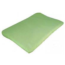 Подушка со слоем льна и шерсти 0