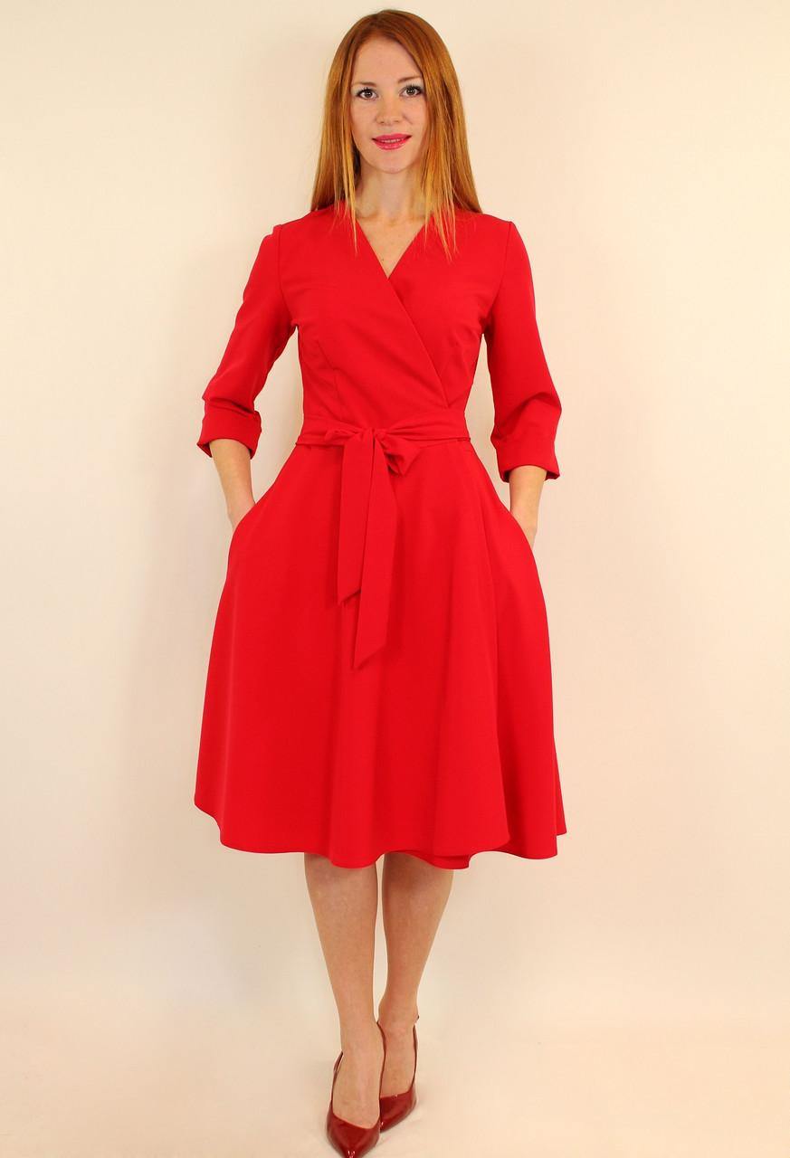 Платье-халат женское стильное 44-50 р