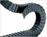 Кабелеукладчик.Triflex для двуосных и трехосных движений - закрытый вариант