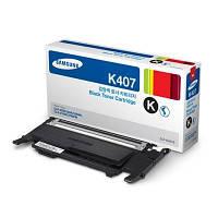 Картридж Samsung CLP-320 black (CLT-K407S)