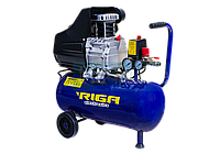 Компрессор воздушный поршневой RIGA AC-24 (24 литра, 1500 Вт)