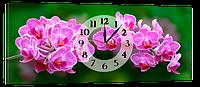 Часы на холсте 30 х 75 см CH-69