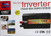 Інвертор 12-220  UKC SSK-1000   1000W