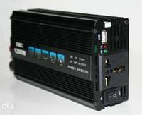 Інвертор 12-220  UKC SSK-1200   1200W