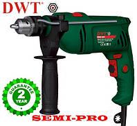 Дрель DWT SBM-600, 600 Вт полупрофесионал, гарантия 2 года.