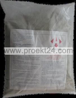 Гидроизоляционная добавка в бетон Акватрон 12 (мешок 5 кг) УЦЕНКА!!!