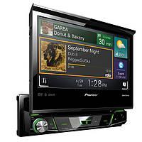 Автомагнитола Pioneer AVH-X7800BT (с выдвижным экраном)
