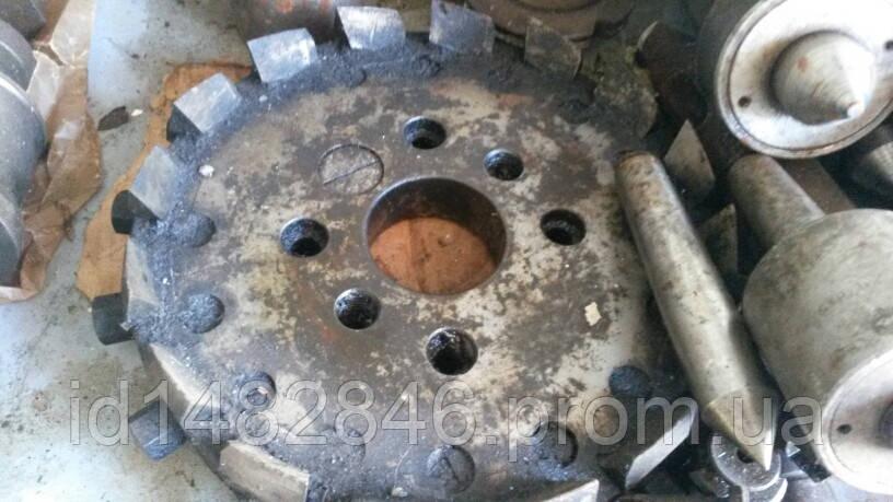 Зуборезная головка для конических колес с круговым зубом 250 mm #2