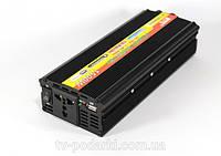 Інвертор 12-220  UKC SSK-1500   1500W   (TRUMAN)  ( HTC-1500 )