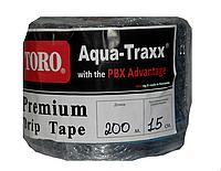 кап.лента щелевая Aqua-TraXX (TORO) 5 mil 20см*1,14л/ч 300м