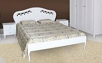 Кровать двуспальная Венеция шпон
