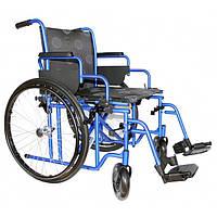 Усиленная складная коляска Millenium heavy duty, OSD (Италия)