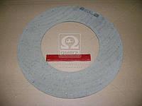 Накладка диска сцепления ЯМЗ 236 сверленная (производитель Трибо) 236-1601138-А3