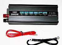 Інвертор 12-220  UKC SSK-2000   2000W