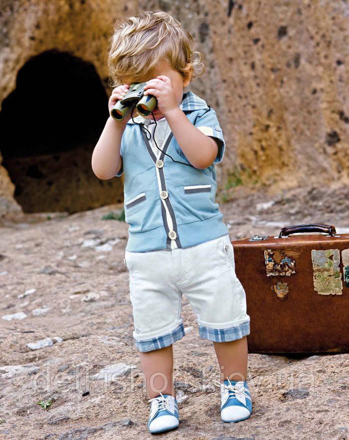 Комплектик на мальчика «Стильный малыш»
