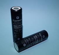 Высокотоковый аккумулятор 18650 Keeppower IMR18650-3,2 3,6V 3200mAh Li-Mn 20A!