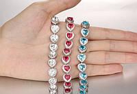 Обновление ассортимента женских позолоченных браслетов