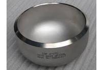 Заглушка нержавеющая эллиптическая 21,2х3,0