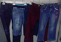 Джинсы и штаны детские 0-10л 1Сорт