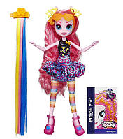 My Little Pony Equestria Girls Rainbow Rocks Pinkie Pie Rockin' Hairstyle Doll