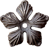 Кованый цветок 90х8х3