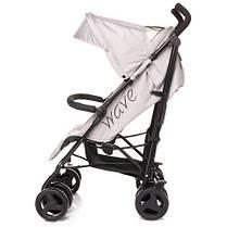 Детская коляска 4 Baby Wave Light Grey (светло-серый), фото 3