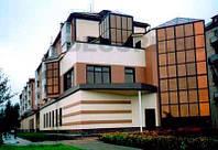 Фасад дома - эстетика и энергоэффективность.