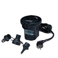 Электрический воздушный насос Intex  Quick-Fill AC Electric Pump, 220В
