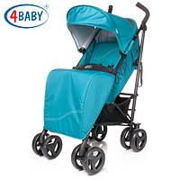 Детская коляска 4 Baby Wave Dark Turkus (бирюза)