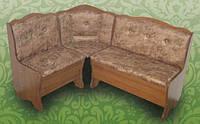 Фабричный мягкий уголок Скарлет (без спального места)
