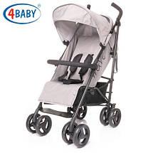 Детская коляска 4 Baby Wave Light Grey (светло-серый), фото 2