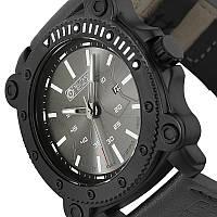 Мужские часы Military Royale Army Man's Leather Strap MR090