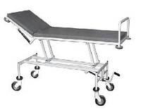 Тележка для транспортировки пациента с регулировкой высоты ТПБР каталка