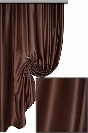 Ткань Шанзализе Софи (селеста) Венге 11С, фото 2