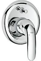 Встраиваемый смеситель для ванны НЧ+СЧ Grohe Euroeco 32747000