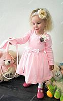 """Платье для девочки """"Ванесса"""" 1, размеры 98 - 128см"""