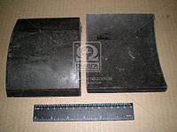Накладка тормозная МАЗ передний (3ТР-172-02) (производитель Трибо) 4370-3501105