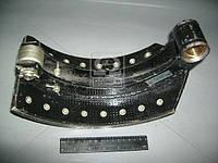 Колодка тормозная МАЗ 4370 заднего правая с накладка (производитель ТАиМ) 4370-3502090