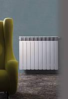 Алюминиевые радиаторы Helyos R 500/100 Radiatori 2000 (Италия), фото 1