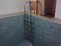 Лестница для бассейна из нержавеющей стали по индивидуальному заказу
