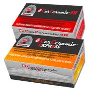 CarCeramic 9H - защита авто от внешних химических и механических повреждений