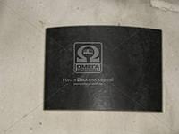 Накладка тормозная МАЗ 500 заднего (производитель УралАТИ) 500-3502105