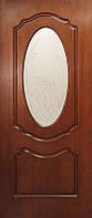 Двери межкомнатные ТМ Омис шпонированные Оливия СС