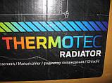 Радиатор охлаждения Termotec D70018TT (без кондиционера)  б/у на Daewoo Lanos после 1997 года, фото 3