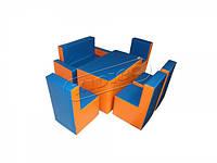 Комплект детской мебели KIDIGO™ Гостинка MMKG
