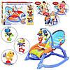 Joy Toy Музыкальное кресло-качалка 7179