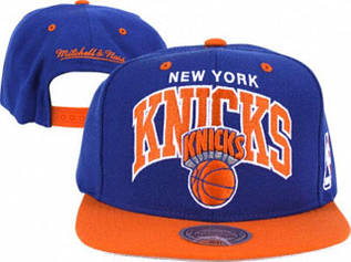 Кепка Snapback New York Knicks / SNB-247 (Реплика)